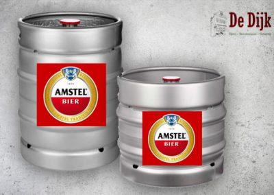 Amstel Bier – 10, 30 of 50 liter