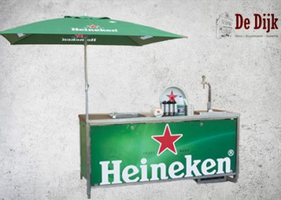 Tapbar compleet Heineken