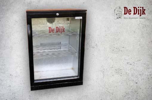Koelkast De Dijk- Klein 150 ltr